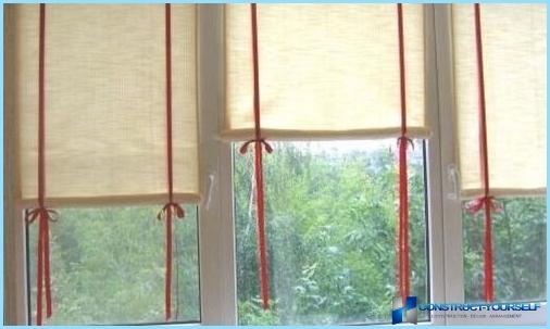 persienner inni vinduet