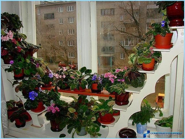 Полки для цветов своими руками: 84 фото идеи цветочных полок.