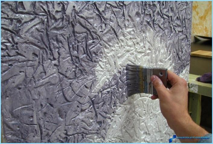 Как самому сделать декор стены