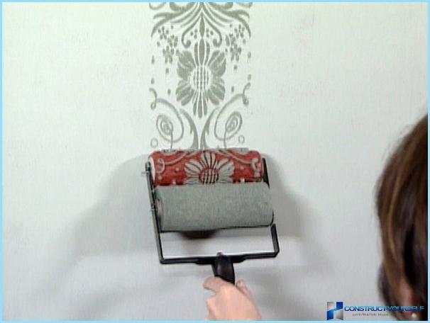 Как сделать валик-трафарет своими руками 66