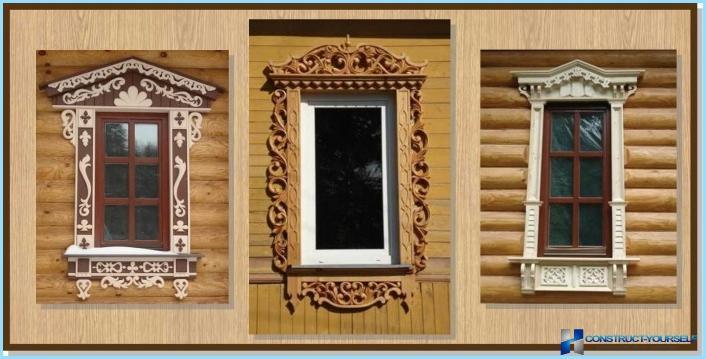 Ikkunanpuitteet malleja