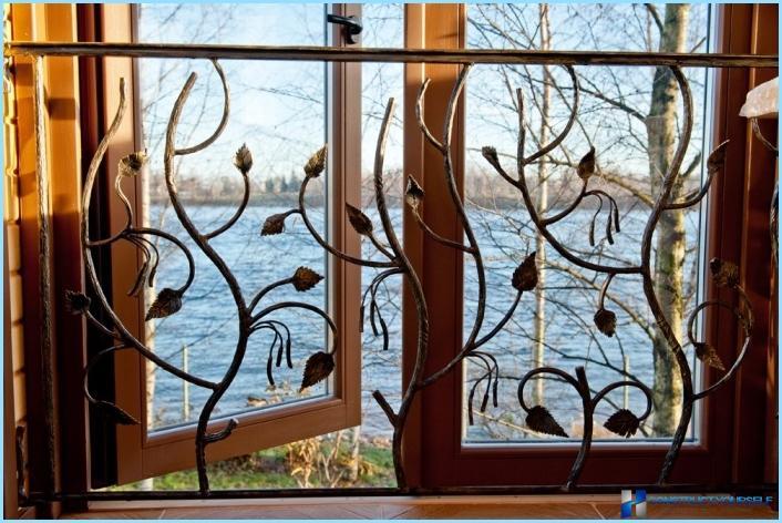 Ikkunan suojaus