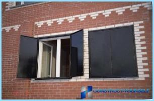 หน้าต่างบานประตูหน้าต่างที่จะให้
