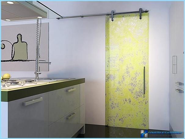 дверцы для ванной комнаты раздвижные