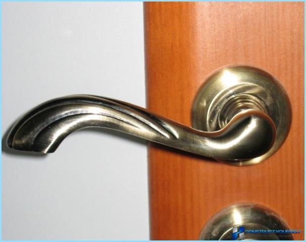 Jakie są uchwyty drzwi do drzwi wewnętrznych