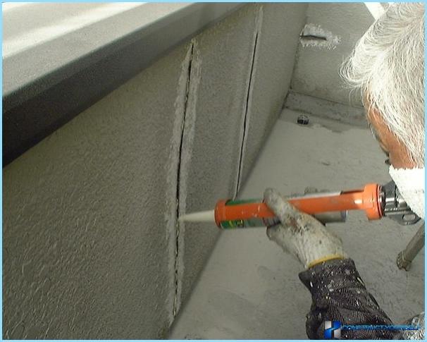 Как заделать трещину в стене: фото и видео инструкция чем за.