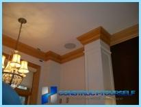 How to choose the right ceiling moldings