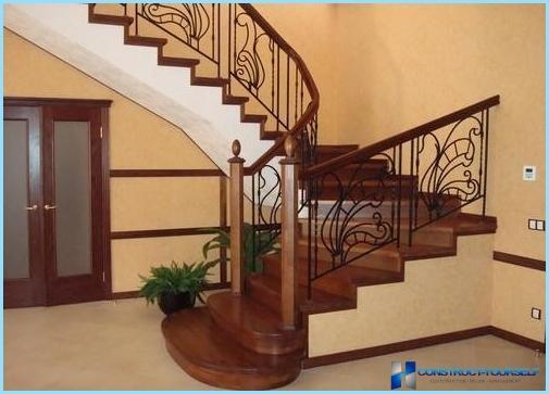 Kāpnes no betona ar savām rokām
