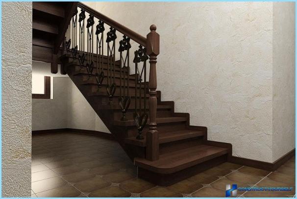 Stiegras kāpnēm ar rokām
