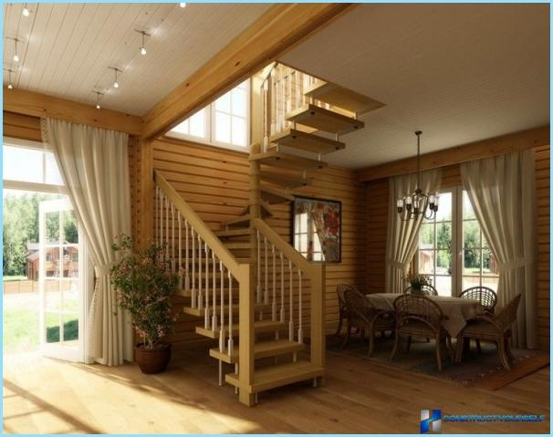 How To Make A Spiral Staircase To The Second Floor, Attic