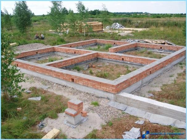 Proporcijas betona par pamatu