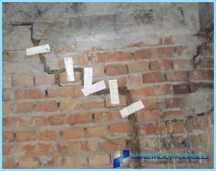 Wir stärken die Fundamente des alten Hauses