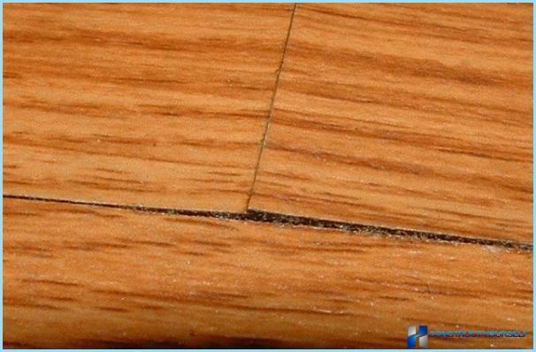 Legge laminat på gulvbelegg