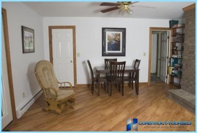 kann ich laminat linoleum oder laminat laien setzen. Black Bedroom Furniture Sets. Home Design Ideas