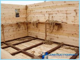 warmes wasser und elektrische fu boden im bad auf dem herd. Black Bedroom Furniture Sets. Home Design Ideas