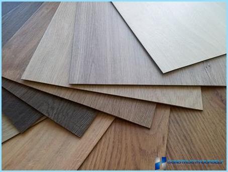 PVC flīžu grīda