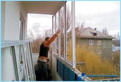 innglassing av veranda utstyr