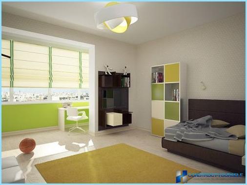 Entwerfen sie ein schlafzimmer mit loggia kombiniert fotos for Balkon teppich mit casamance tapete