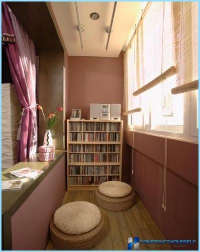 entwerfen sie ein schlafzimmer mit loggia kombiniert fotos. Black Bedroom Furniture Sets. Home Design Ideas