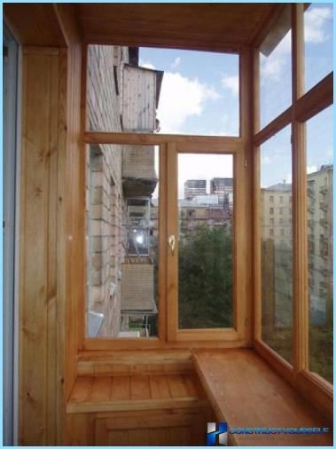 Як облаштувати маленький балкон у хрущовці: ідеї + фото.