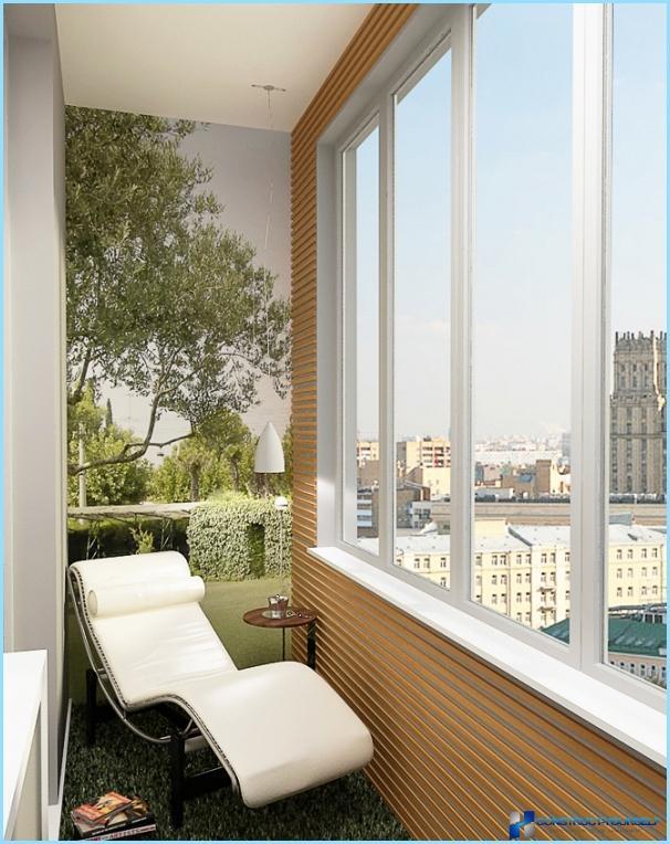 Оформление балкона и лоджии своими руками: идеи и советы.