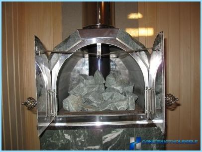 Як вибрати чавунну піч для лазні
