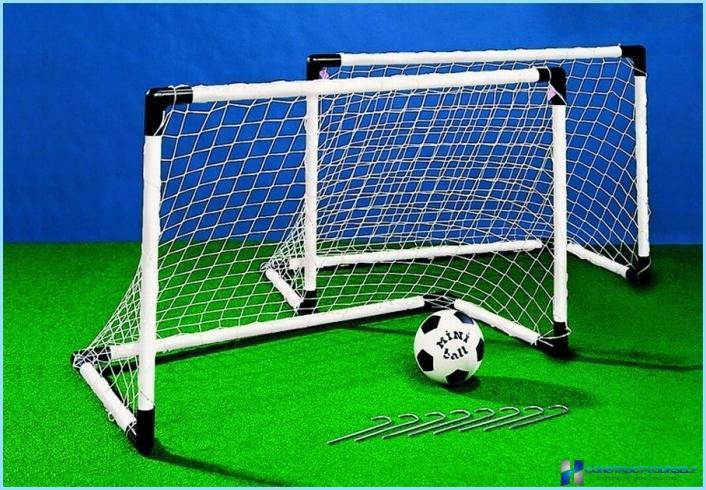 Szabvány focikapu méretei