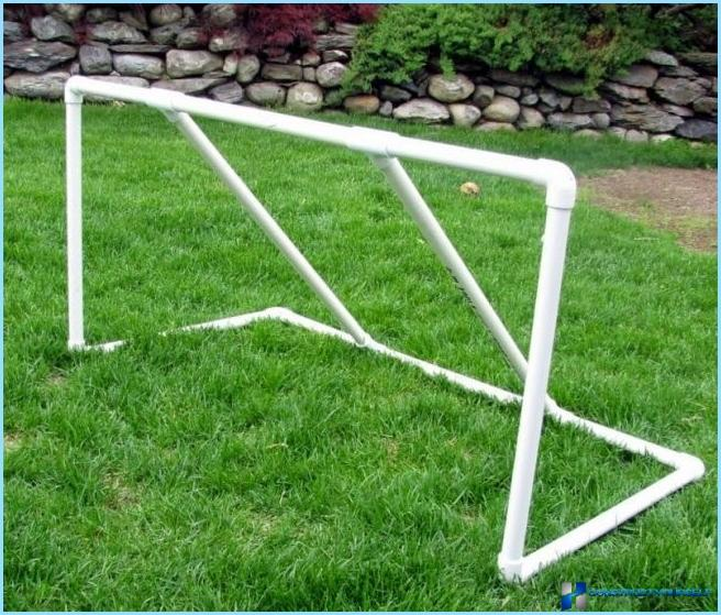 Kinder Fussball Ziel