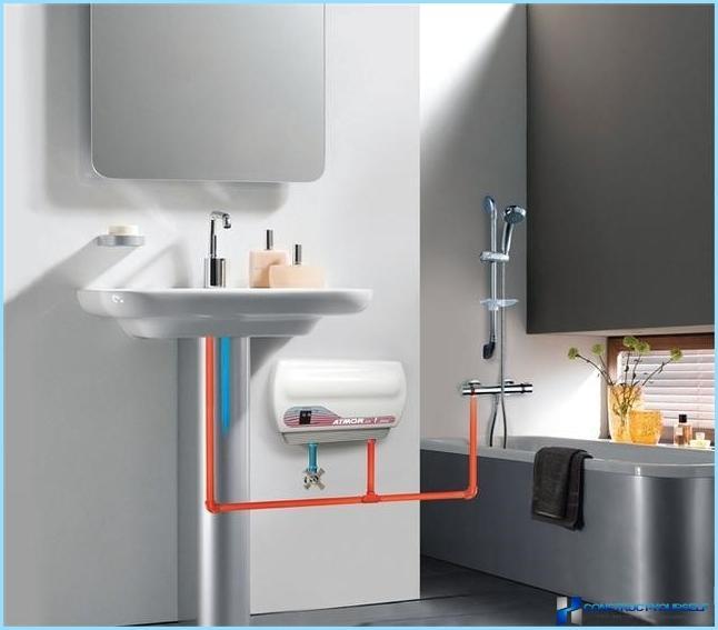 Kako instalirati elektri ni bojler - Installazione scaldabagno elettrico ...