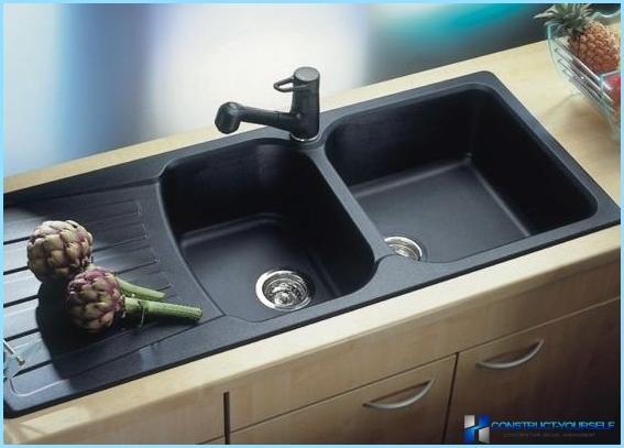 Il lavello della cucina quali tipi ci sono la scelta