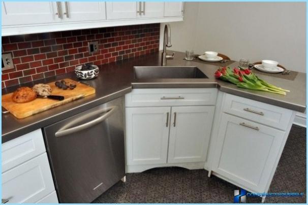 Kā izvēlēties virtuves izlietne