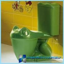 Kā uzstādīt tualeti ar savām rokām
