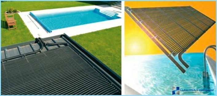 Солнечный коллектор воды для бассейна своими руками 20