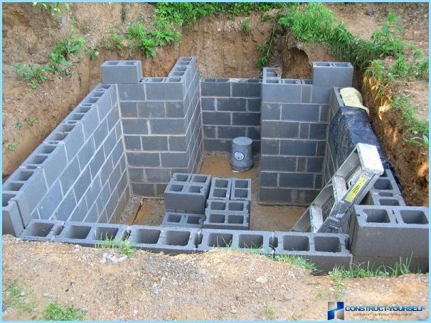 Building pagrabu ar savām rokām