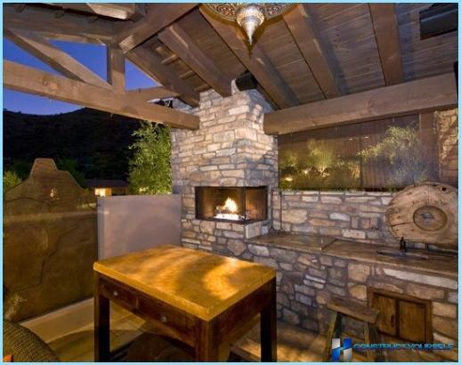 Sommerküche Aus Beton : Kleine küche in beton optik mit accessoires die urlaubsstimmung
