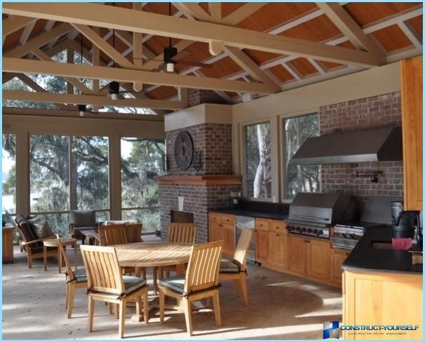 Sommerküche Aus Beton : Sommerküche aus beton außen arbeitsplatte für bequeme sommerküche