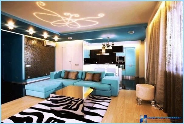 아파트에 LED 조명 : 장점과 단점