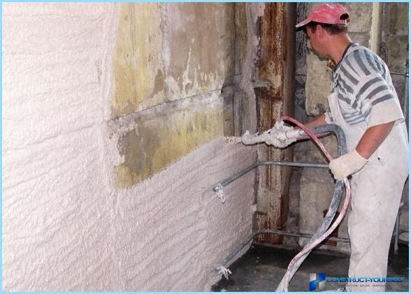 tencuiala stropi ciment