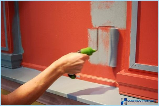 farbe f r die w nde acryl latex dekorativ strukturelle latex fotos videos. Black Bedroom Furniture Sets. Home Design Ideas
