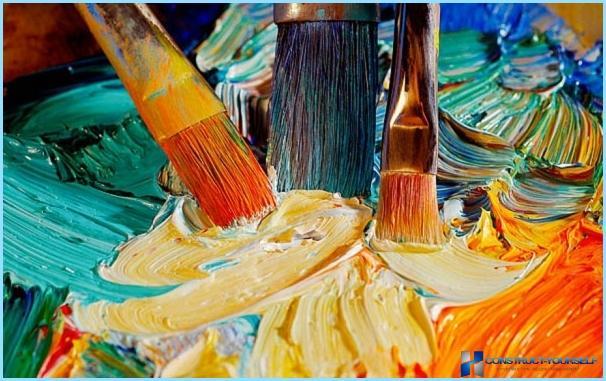 Eļļas krāsas 15 mA, 115 pF