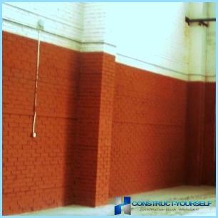 Silikāta krāsas iekšdarbiem un ārdarbiem: sastāvs, plūsmas ātrums 1 m2
