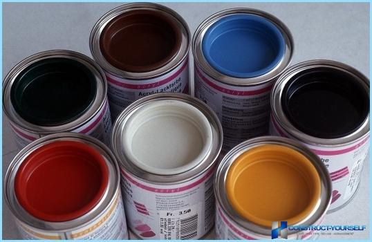 Alkīda krāsa iekšdarbiem un ārdarbiem uz metāla un koka