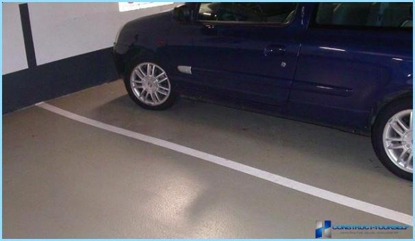 Kāds ir labākais krāsas gleznot betona grīdas