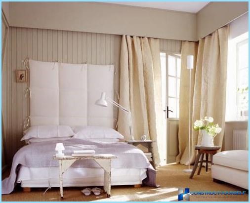 die vorhänge im schlafzimmer: moderne ideen, Hause ideen