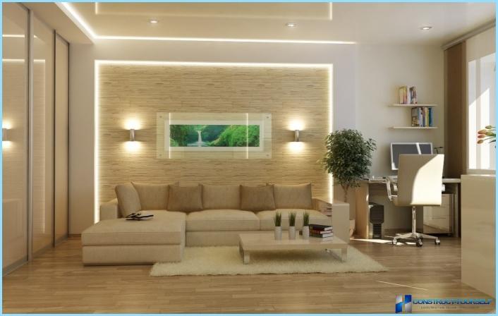 Ламинат на стене в интерьере фото отделки стен ламинатом