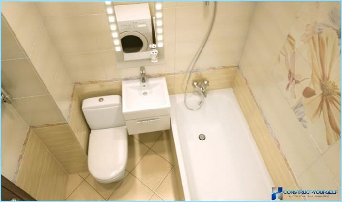 ความคิดการซ่อมแซมที่ทันสมัยสำหรับห้องน้ำรวม
