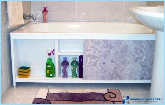 Moderne Reparatur Ideen für den kombinierten Bad