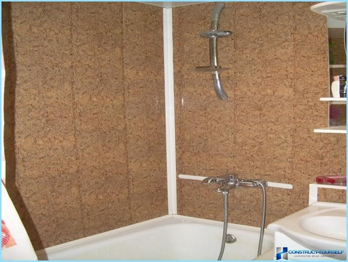 Сучасний ремонт маленької ванної кімнати