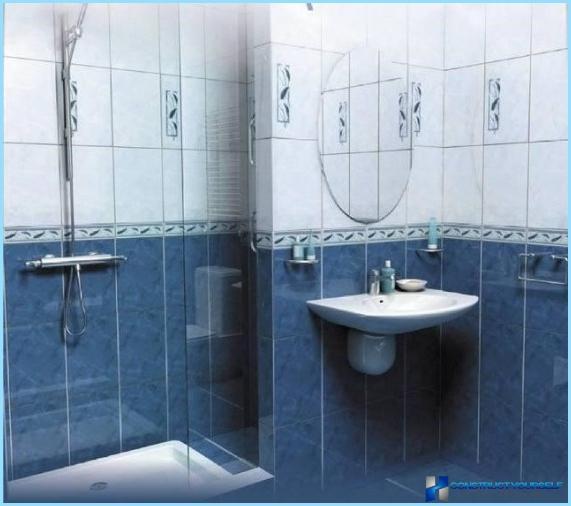 กระเบื้องรัสเซียสำหรับห้องน้ำ