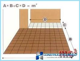 Decorating the bathroom tiles (photo)